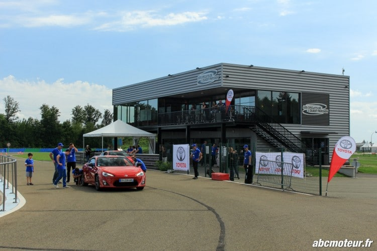 GT86 Toyota Innove circuits Ouest Parisien-7