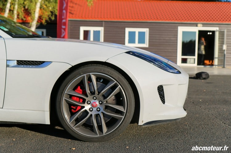 Jaguar F-Type R Coupe AWD jante
