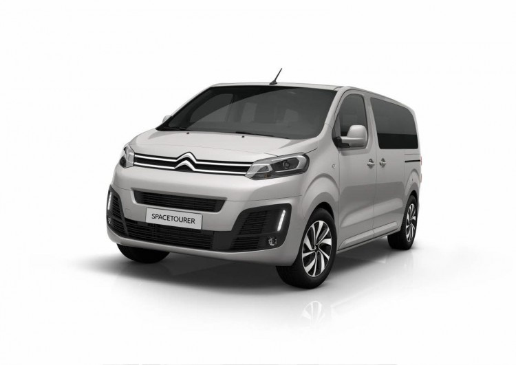 Citroen Spacetourer - 1