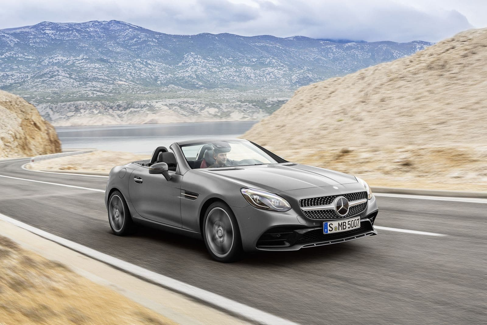 Mercedes SLC : la fin d'un cycle