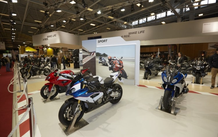 Salon Moto Paris