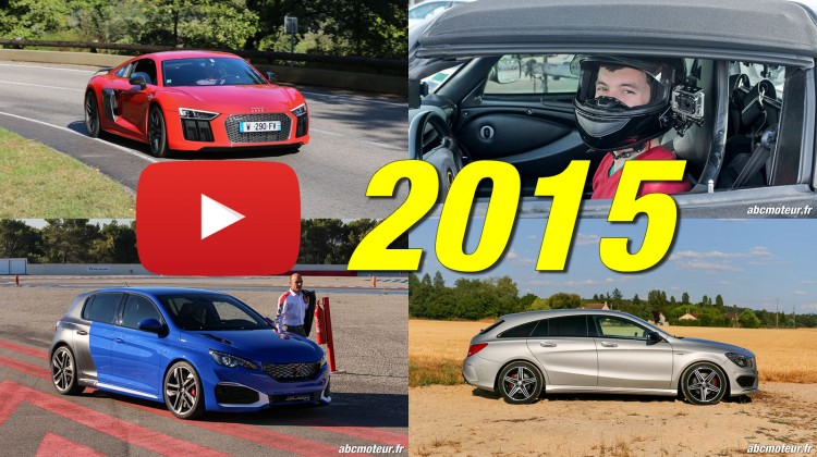 videos Abcmoteur annee 2015