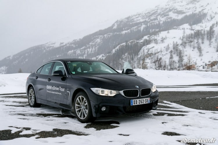 BMW Serie 4 Gran Coupe avant