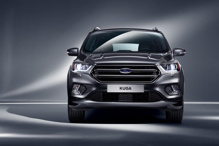 Ford Unveils Advanced, Sporty and Efficient New Kuga SUV with SY