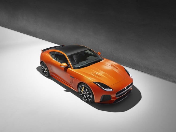 Jaguar F-Type SVR - 7