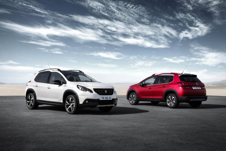 Peugeot 2008 Restylage - 8
