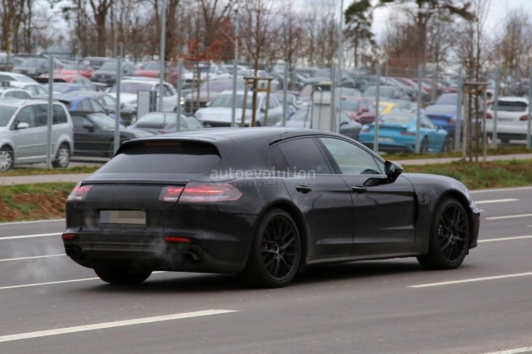 Porsche Panamera break prototype-3