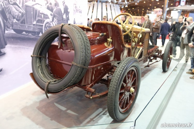 Renault Type AK arriere