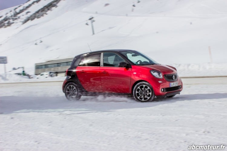 Smart ForFour - 12