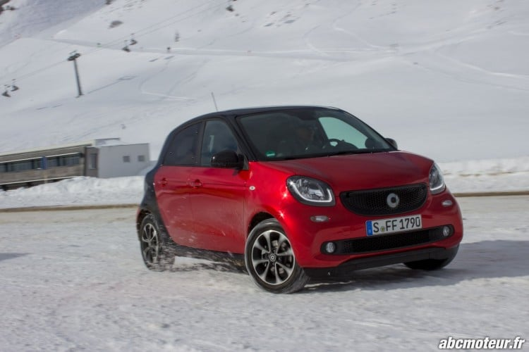 Smart ForFour - 18