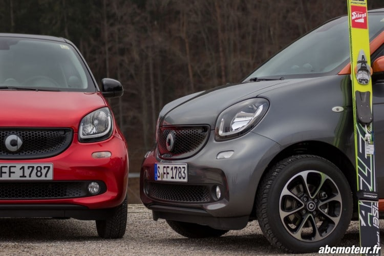 Smart ForFour - 41