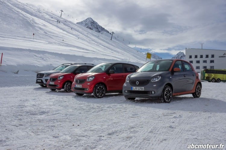 Smart ForFour - 7