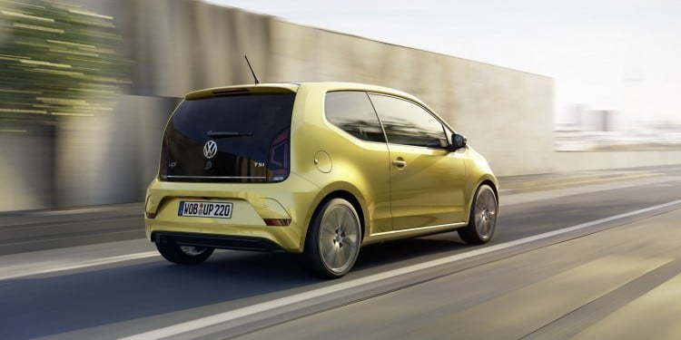Volkswagen Up Restylage 2016 - 2