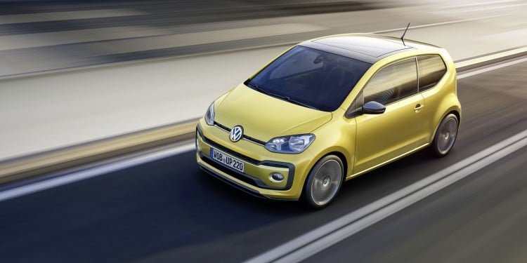 Volkswagen Up Restylage 2016 - 4