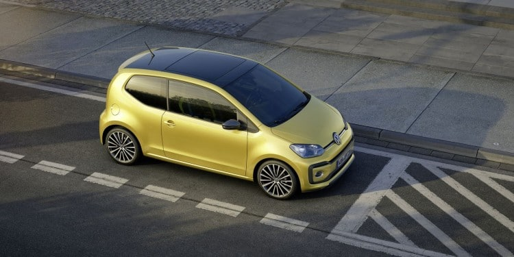 Volkswagen Up Restylage 2016 - 6