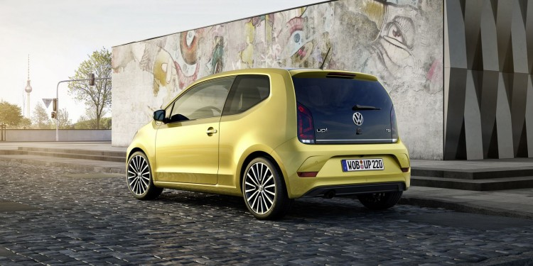 Volkswagen Up Restylage 2016 - 7