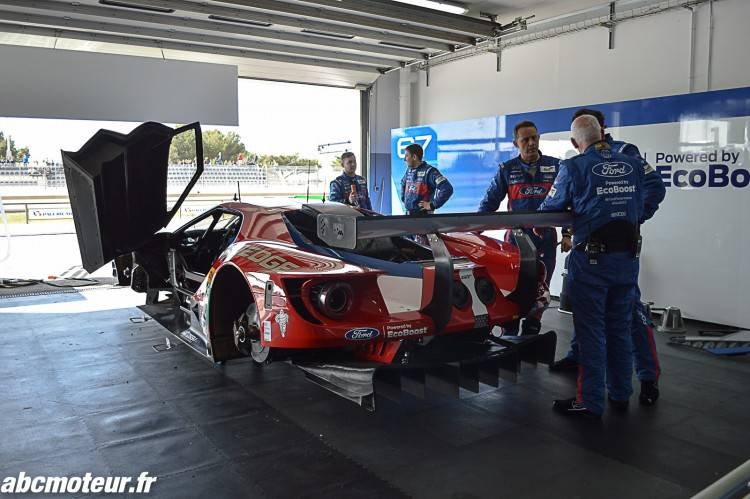 Ford Performance Prologue Paul Ricard-11