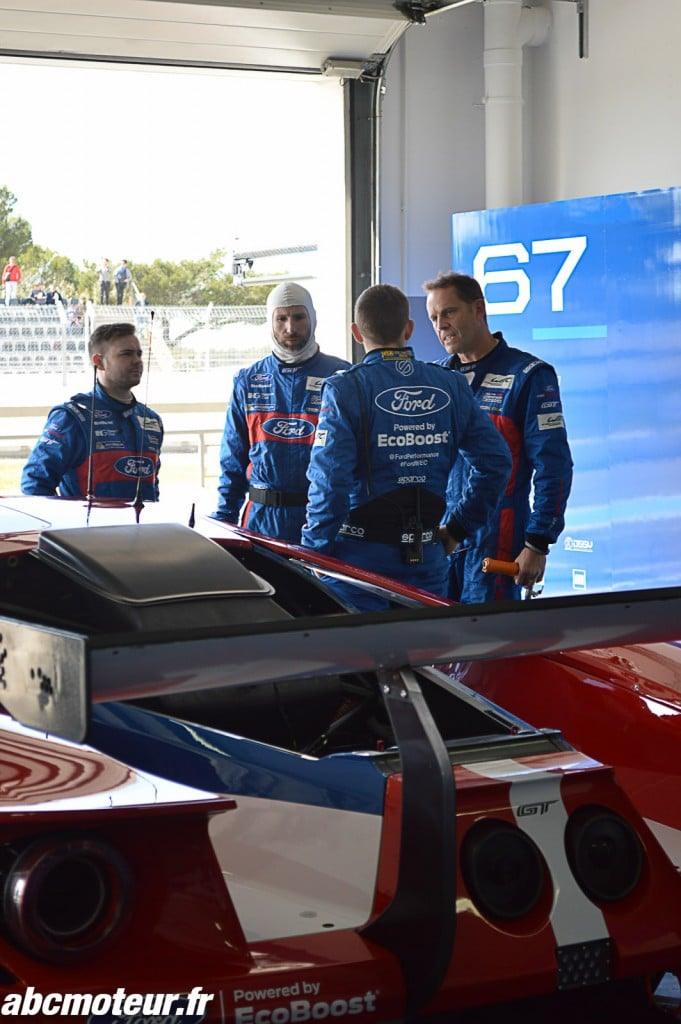 Ford Performance Prologue Paul Ricard-12