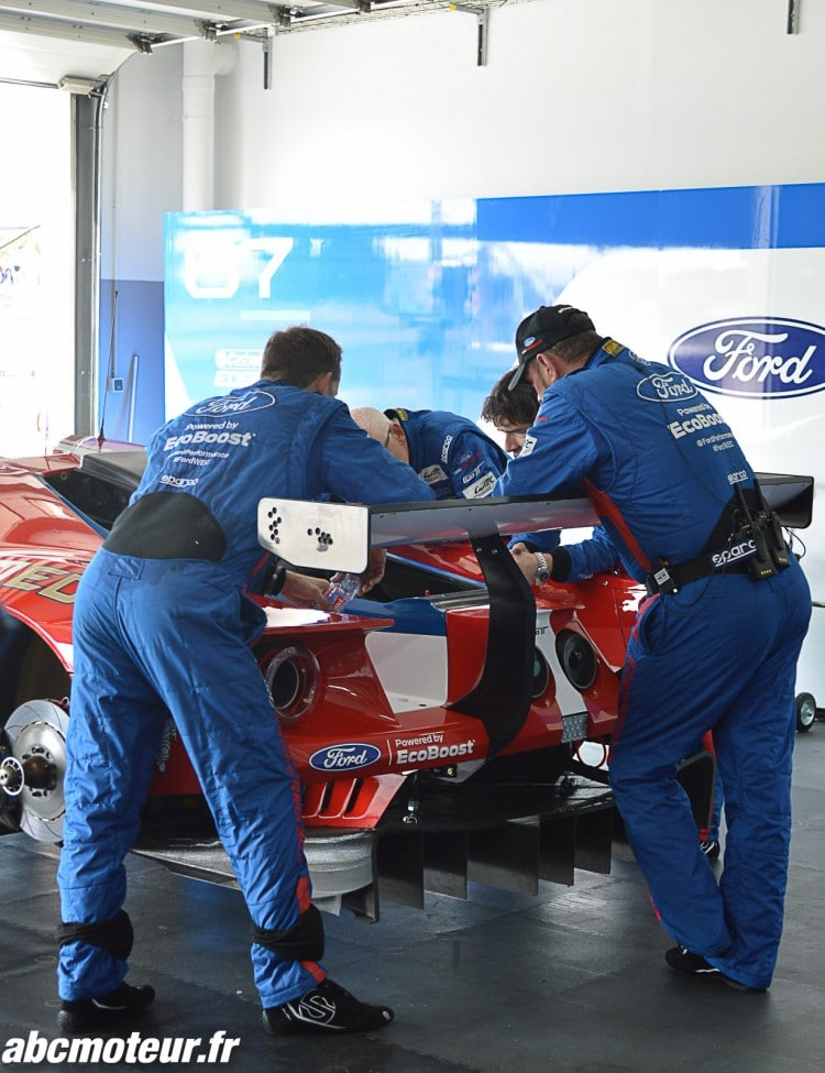 Ford Performance Prologue Paul Ricard-14