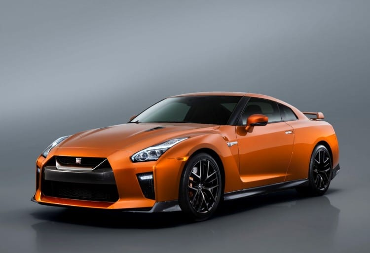 Nissan GT-R Restylage 2017 - 7