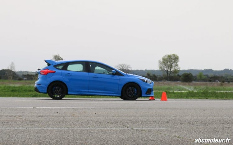 Ford Focus RS 3 Launch Control