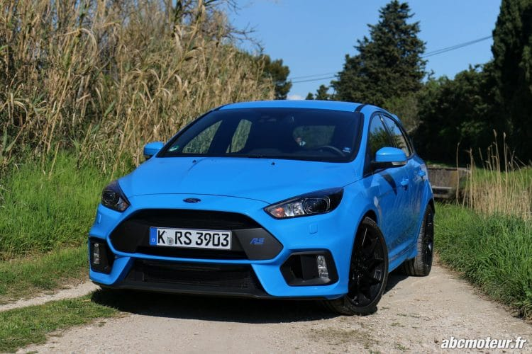 Ford Focus RS 3 avant-2