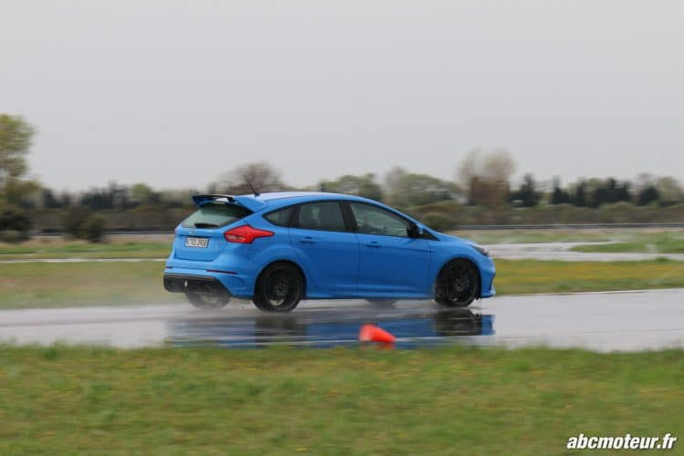 Ford Focus RS 3 circuit