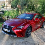 Lexus RC 200t F Sport Executive avant-6