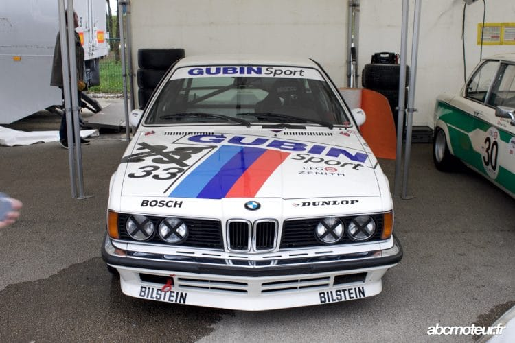 BMW 635 CSI Grand Prix Age Or 2016 Dijon-Prenois-22
