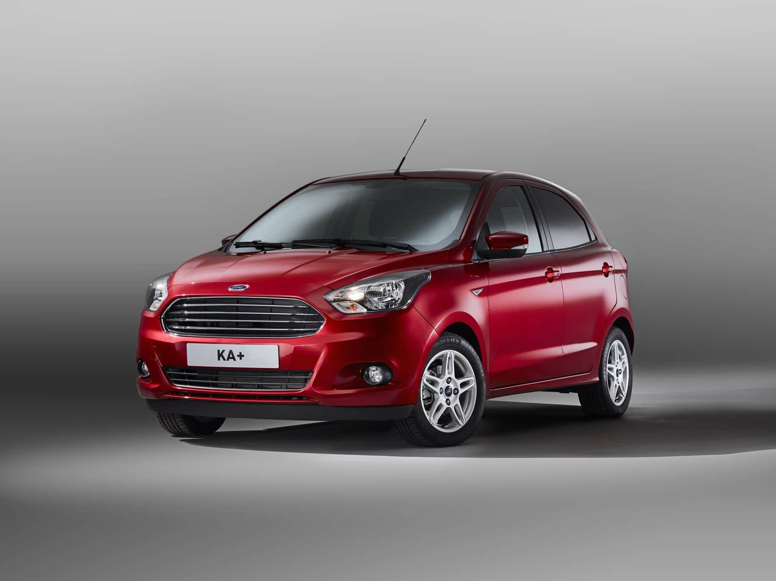 Ford Ka+ : la tentation du low-cost