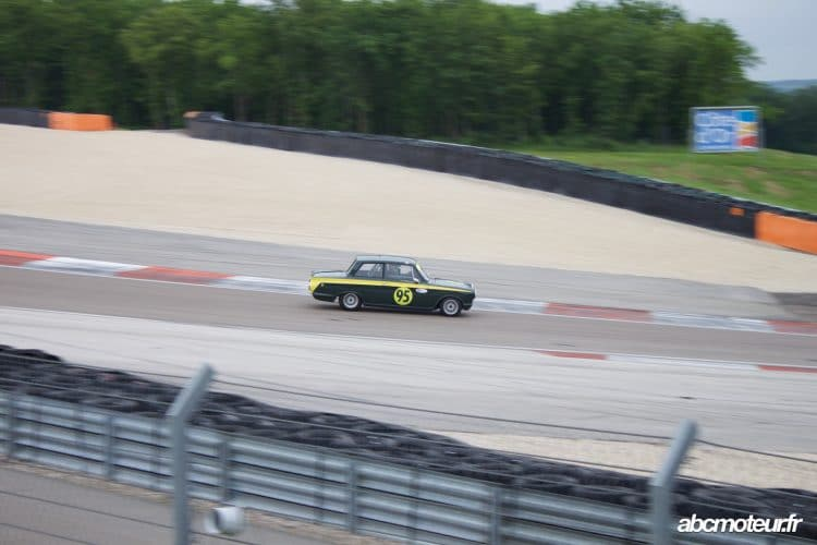 Ford Lotus Cortina Grand Prix Age Or 2016 Dijon-Prenois-10