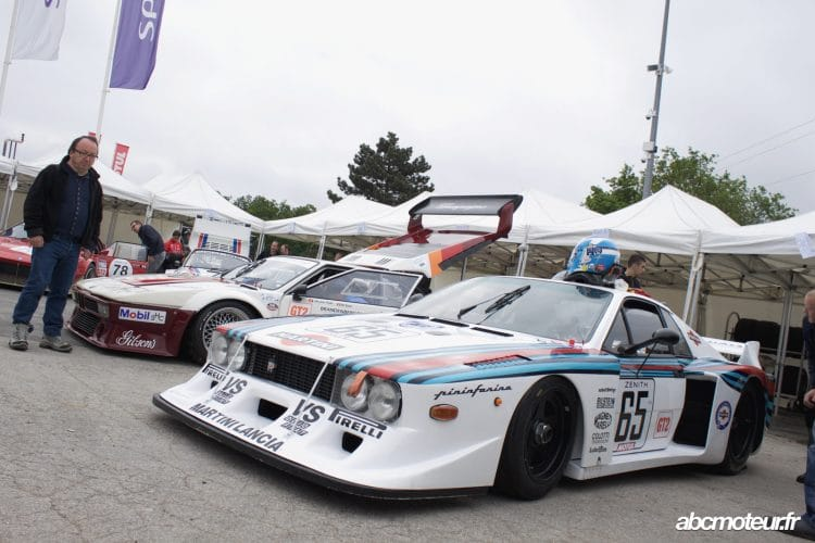 Lancia Beta Group. 5 Grand Prix Age Or 2016 Dijon-Prenois-5