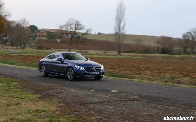 Mercedes Classe C Coupe 220 d Executive dynamique