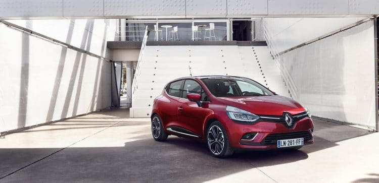 Renault Clio restylage 2016 - 3