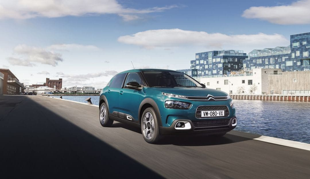 Citroën C4 Cactus : gros replâtrage