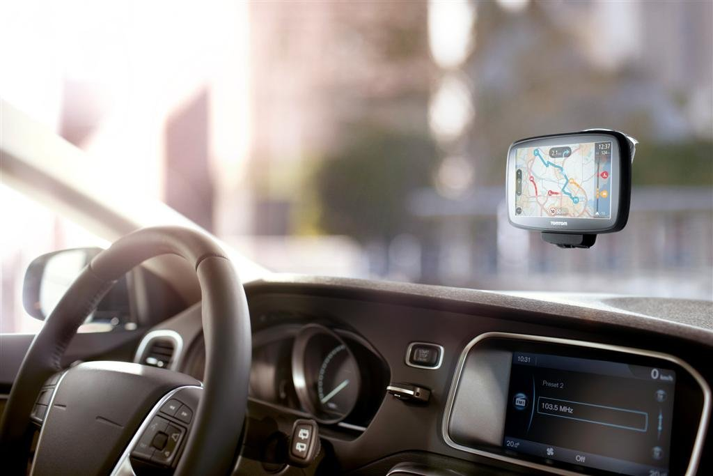 Les différents support GPS Tomtom