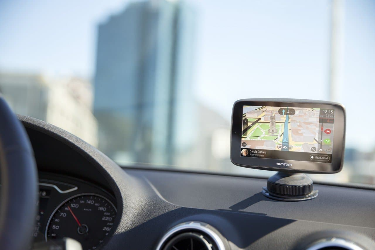 Installer son GPS Tomtom