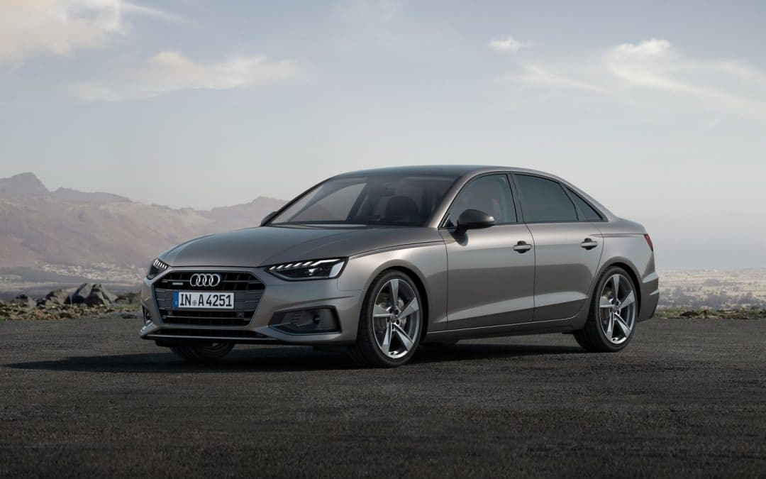 Audi A4 : gros restylage