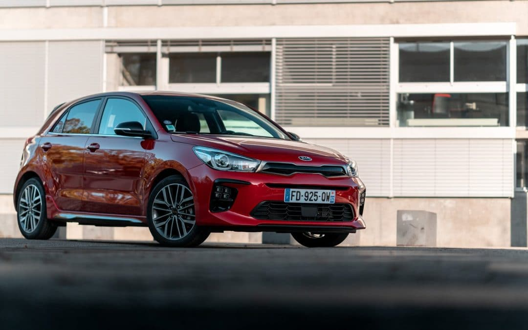 Essai Kia Rio 1.0 T-GDI 120 DCT7 : l'alternative