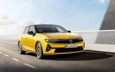 Nouvelle Opel Astra : tout change !